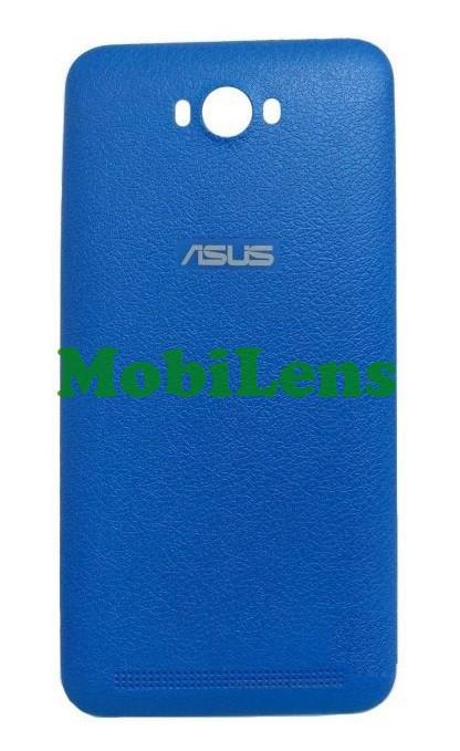 Asus ZC550KL, Zenfone Max, Z010D, Z010DA, Z010DD Задняя крышка голубая