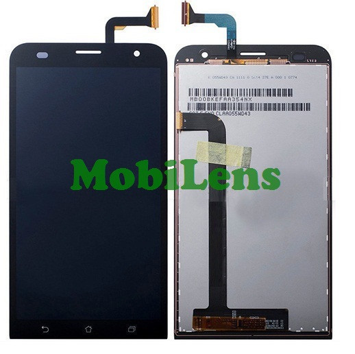 Asus ZE551KL, Z00TD, ZenFone 2 Laser Дисплей+тачскрин(модуль) черный