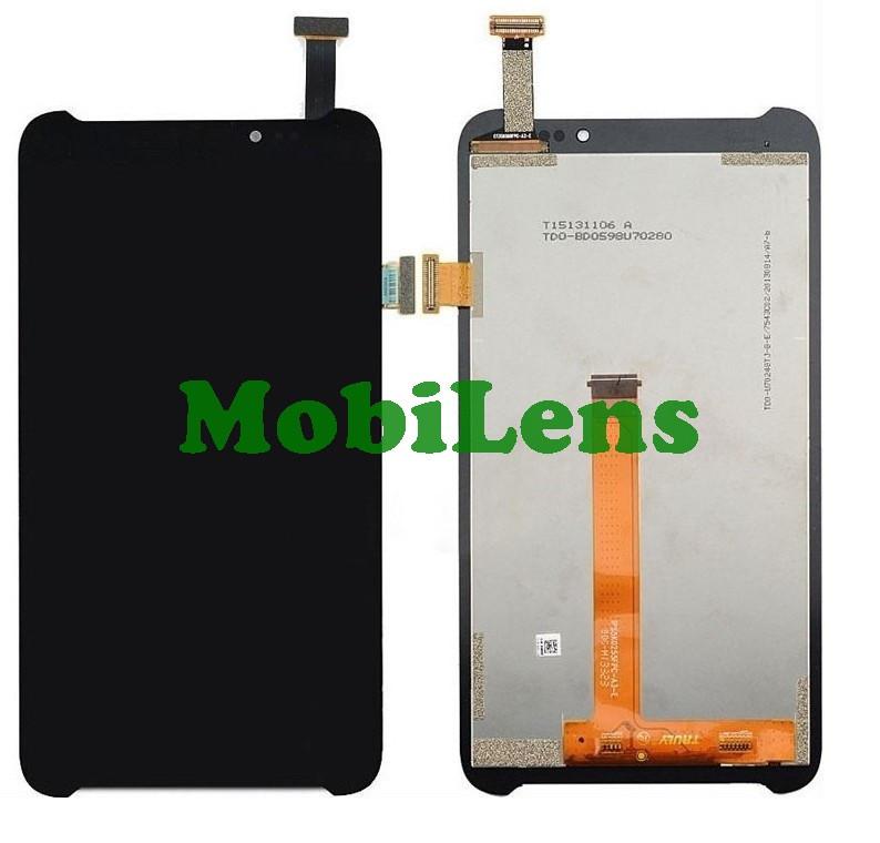 Asus ME560, ME560CG, FonePad Note 6, K00G Дисплей+тачскрин(модуль) черный