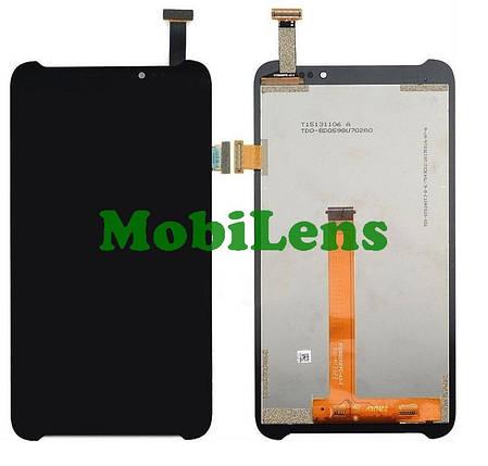 Asus ME560, ME560CG, FonePad Note 6, K00G Дисплей+тачскрин(модуль) черный, фото 2
