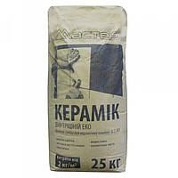 Клей для плитки Майстер (Мегабуд) Керамік Економ (25 кг)