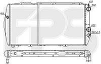 Радиатор AUDI 100 82-91