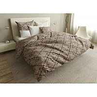 Комплект постельного белья Squares SoundSleep бязь полуторный