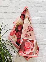 Полотенце кухонное Цветы 50*60, фото 1