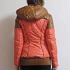 Распродажа Демисезонные Куртки Размеры 40-44. Утеплитель тинсулейт Фабричный Китай, фото 2