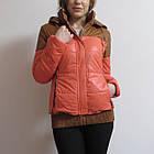 Распродажа Демисезонные Куртки Размеры 40-44. Утеплитель тинсулейт Фабричный Китай, фото 5