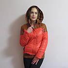 Распродажа Демисезонные Куртки Размеры 40-44. Утеплитель тинсулейт Фабричный Китай, фото 8