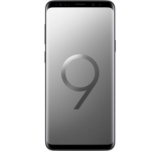 Смартфон Samsung Galaxy S9+ G965FD 6\128Gb Titanium Gray