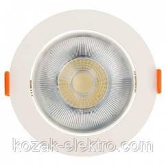 Nora-9 Вт вбудований світлодіодний світильник