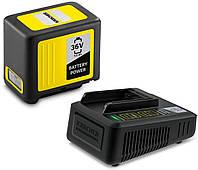 Быстрозарядный комплект Kärcher 36 В 5,0 Ач (аккумулятор + зарядка), фото 1