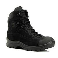 Тактичні черевики / армійська демісезонна військова взуття GROM (чорний), фото 1