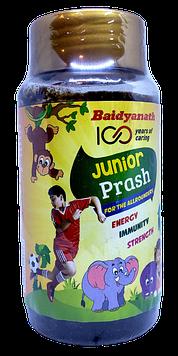 Junior Prash - чаванпраш для детей, иммунитет, профилактика ОРВ, память, обучение, выносливость
