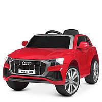 Детский электромобиль Джип «Audi Q8» JJ2066EBLR-3 Красный