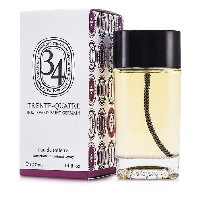 Оригинальная парфюмерия Diptyque 34 boulevard Saint Germain