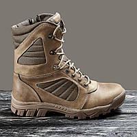 Берци демісезонні / військова тактична взуття ЛЕГІОН (койот), фото 1