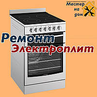 Ремонт электрической плиты в Новомосковске