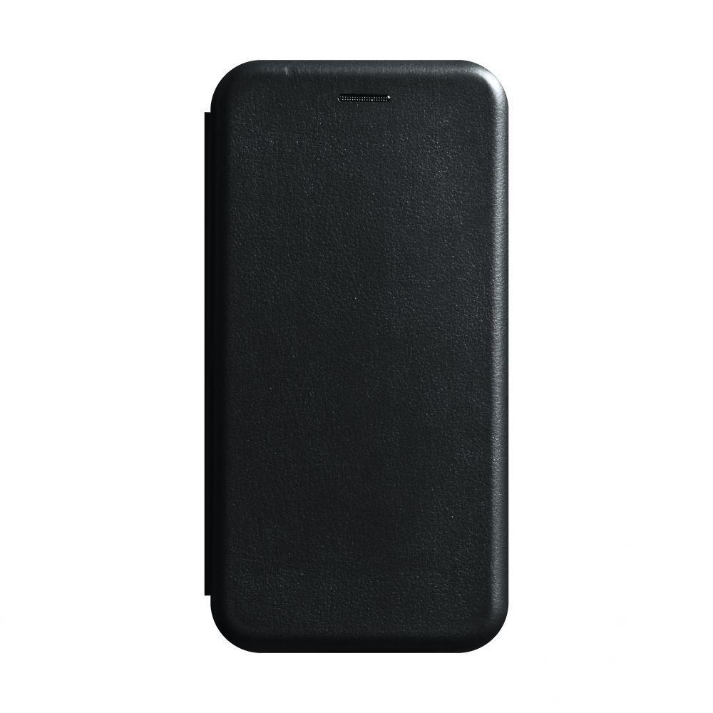 Чехол книжка для Xiaomi Redmi Note 8 черный  / Чехол книжка для Ксяоми Сяоми Ксиоми ноут 8