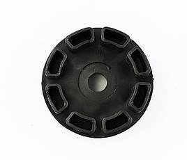 Провтулки установки универсальных резиновых колес на детский электромобиль 8 прорезей 35 мм, фото 3