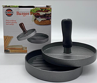 Форма для гамбургеров GRILLIand 11.8х9 см (Burger Patties Maker) / ART-0304 (36шт)