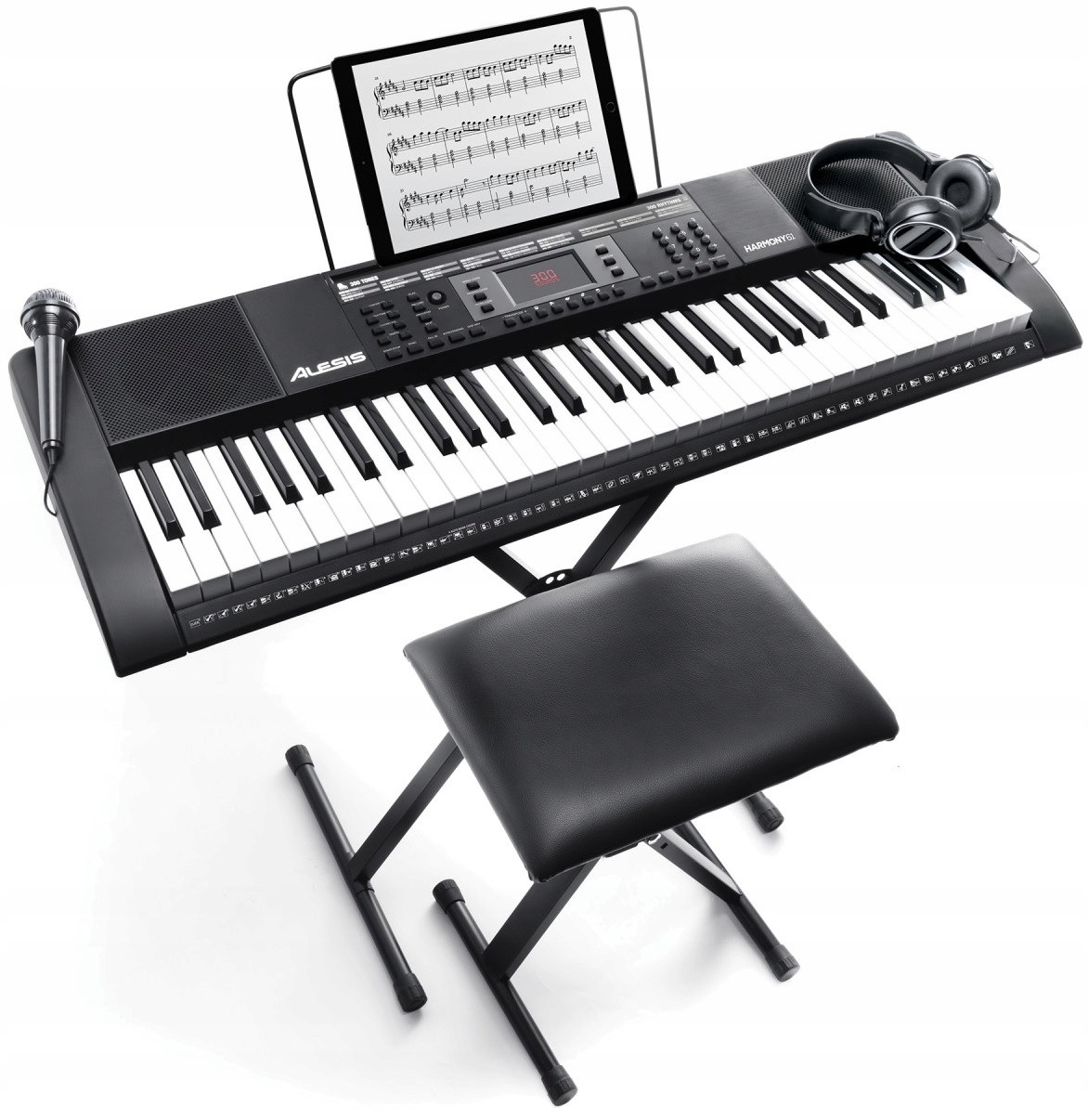 Синтезатор Alesis Harmony 61 MKII