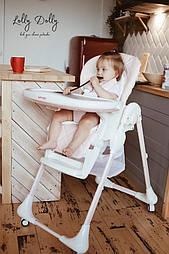 Популярные бренды детских стульчиков для кормления