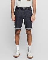Шорти чоловічі джинсові Only&Sons (розмір W30) сині, фото 1
