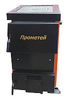Твердотопливный котел Прометей с плитой 10 квт, фото 1
