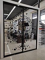 Гардеробна кімната з виставки в Тц Ваш дом. Можлива підрізка в розмір