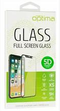 Защитное стекло для iPhone 6/6S 6D Чорний