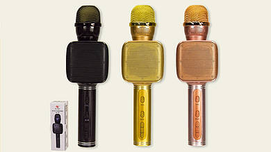 Безпровідний мікрофон-караоке M138
