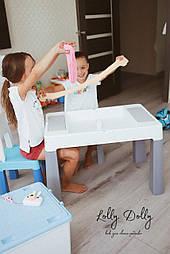 Як організувати домашню дитячу пісочницю