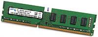 Оперативная память Samsung DDR3 4Gb 1333MHz PC3-10600 2R8 CL9 (M378B5273CH0-CH9) Б/У, фото 1