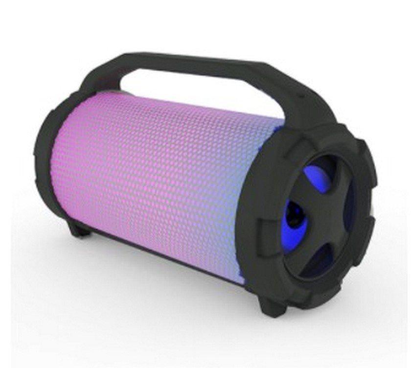 Колонка Bluetooth-динамик Camry CR 1172 светящаяся разными цветами