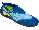 Аквашузы Aqua Speed Синій, фото 2