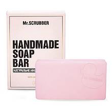 Брусковое мыло ручной работы в подарочной коробке Гуава Mr.SCRUBBER