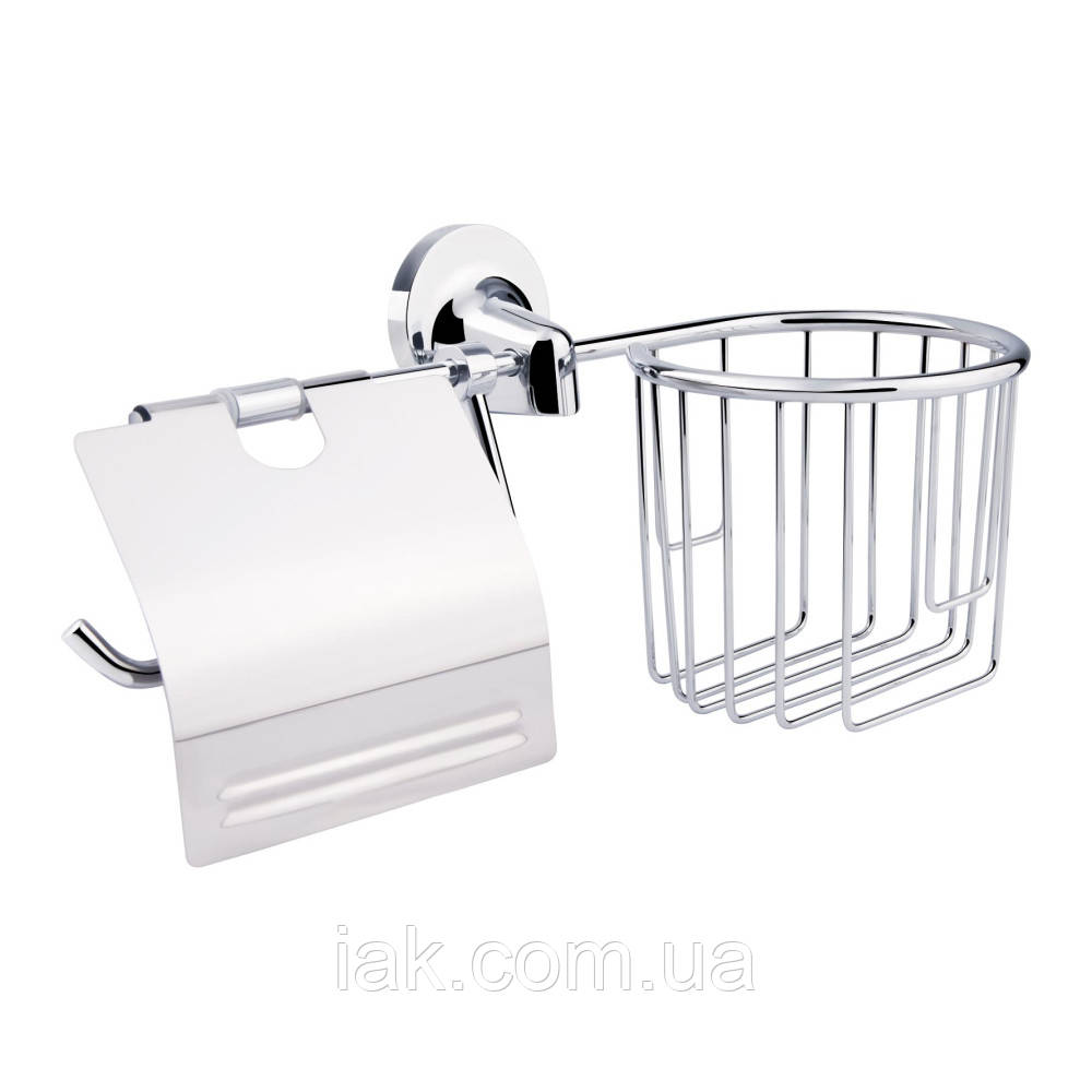 Тримач для туалетного паперу GF (CRM)S-2803-1