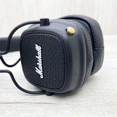 Бездротові навушники Marshall Major III BLUETOOTH (чорні), фото 2