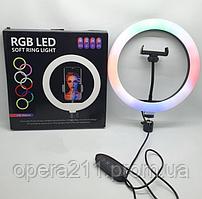 Кільцева світлодіодна лампа / RING LIGHT RL18 / CXB-460 (діаметр 46см) (12шт)