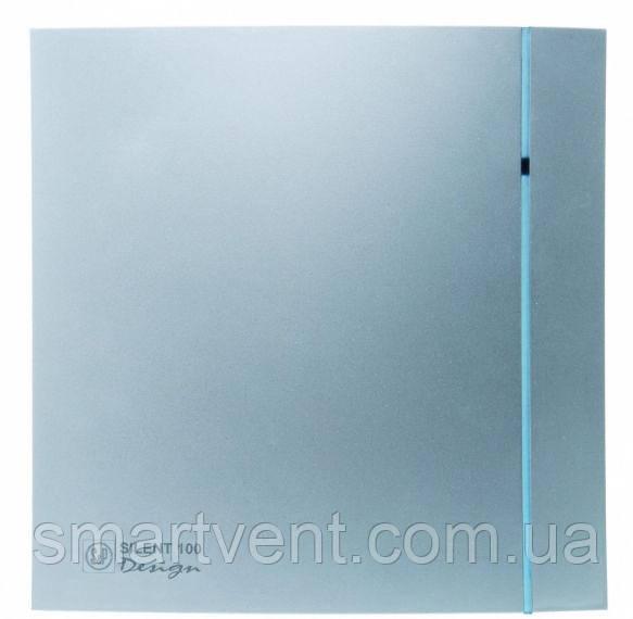 Малошумный вентилятор Soler&Palau SILENT-200 CRZ SILVER DESIGN-3C