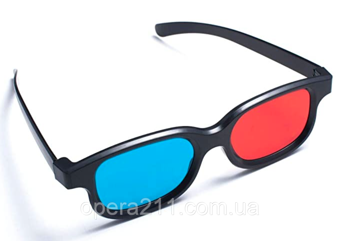 GLASSES -- TV Аксессуары 3D GLASS (500шт)