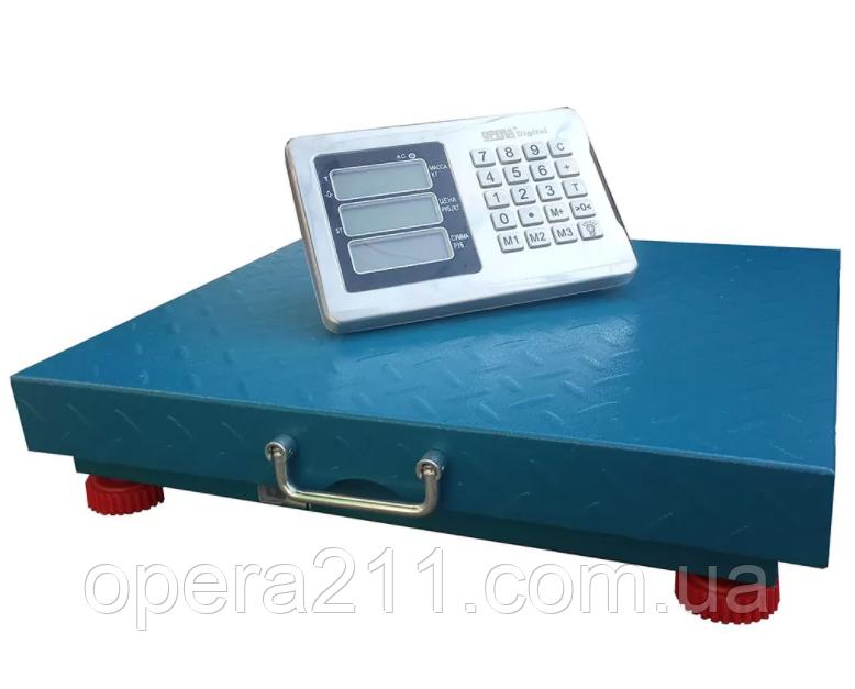 Ваги ACS OPERA OP-200WIFI (метал-32x42 см) 200кг (1шт)