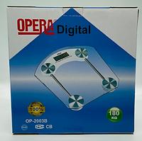 Ваги ACS OPERA підлогові OP-2003B 180кг (10шт)
