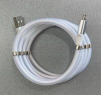Кабель MICRO-V8 CABLE AUTOMATIC MAGNET ROLL ANDROID + коробка / ART-0288 (1000шт)