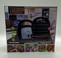 DSP Гриль для приготування хот-догів KC 1132 HOT DOG MAKER (8шт)