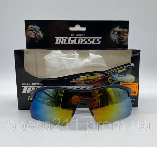 GLASSES -- антибликовые очки для водителей TAC GLASS / ART-0020 (120шт)