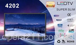 """LED-TV MODEL-4202  - 40"""" T2/1080P/60Hz (1шт)"""