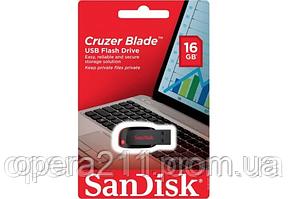 MEMORY -- Флеш пам'ять SANDISK 16GB / RR-1002 (500шт)