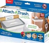 ORGANISER -- відро для сміття ATTACH-A-TRASH (HANGING TRASH BAG HOLDER) / ART-0103 (80шт)