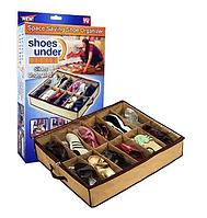 ORGANISER -- Органайзер для зберігання взуття SHOES UNDER TOTE / ART-036 (100шт)