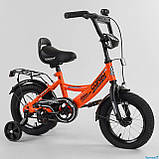 Велосипед двухколесный детский Corso CL-12 дюймов (2-4 года), фото 2